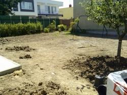 Rekultivácia existujúcej záhrady